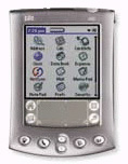 Capture d'écran de Palm OS Garnet v5.4.9.
