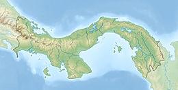 (Voir situation sur carte: Panama)