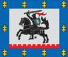 Drapeau de l'apskritis de Panevėžys