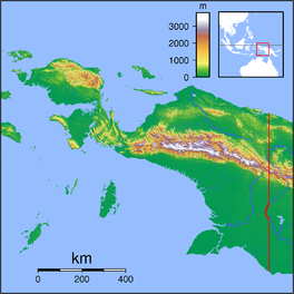 Puncak Jaya is located in Papua