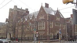 University of Pennsylvania Dental School