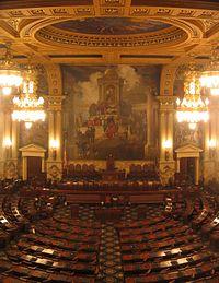 Pennsylvania State Capitol House Chamber.jpg