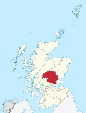 Perth and Kinross in Scotland.svg