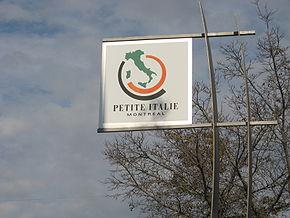 Symbole de la Petite Italie