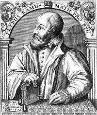 Pierre de la Ramée (portrait)