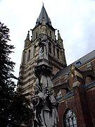 Petrus Stoel van Antochiëkerk te Sittard