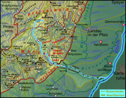 Pfaelzerwaldkarte Flussgebiete Wieslauter.png