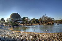 El Planetario Galileo Galilei.