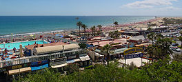 Playa des ingles shoppingbeach.jpg