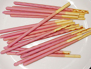 Strawberry Pocky
