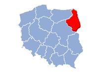 Ubicación de Voivodato de Podlaquia