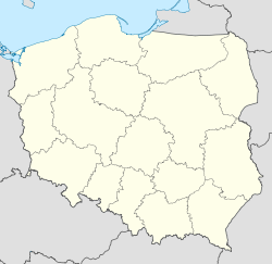Brze Kujawski is located in Poland