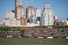 Campo Argentino de Polo, sede del Campeonato Argentino Abierto de Polo, el evento más importante de esta disciplina a nivel global.
