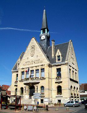 Mairie de Pont-Sainte-Maxence