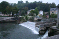 Pont Audemer dam rivier Risle.png