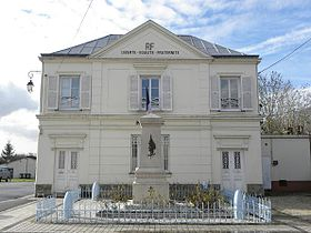 Mairie de Pontcarré.