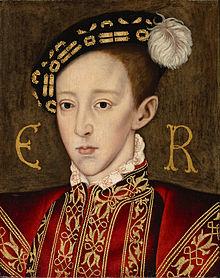 Edward VI, by Hans Eworth