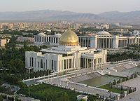 Ashgabat