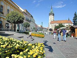 Illustration de: Prešov