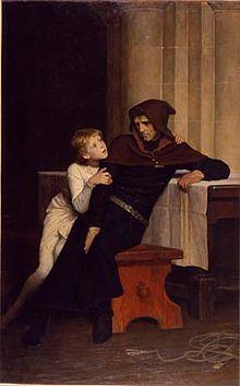 Prince Arthur and Hubert de Burgh.jpg