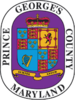 Seal of Prince George's County, Maryland
