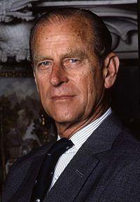 Son Altesse Royale le prince Philip, duc d'Édimbourg, en 1992.