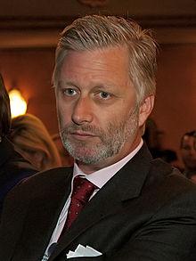 Prince Philippe of Belgium, Duke of Brabant cropped.jpg