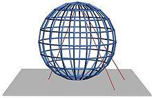 Projection azimutale stereographique.jpg