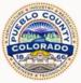 Seal of Pueblo County, Colorado