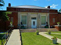 Quitman County Courthouse; Georgetown, GA.JPG