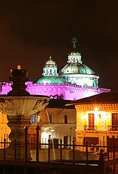 Centre historique de Quito