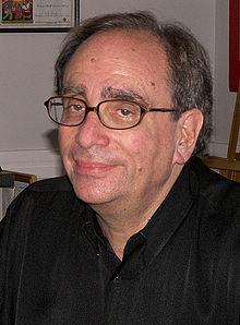R. L. Stine at the 2008 Texas Book Festival