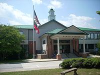Rabun County Courthouse, Clayton, Georgia.JPG