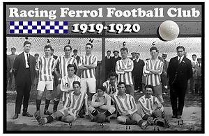 Racing Ferrol Football Club 1919-1920.jpg