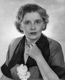 Portrait of Rebecca West