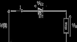 Redresseur monophase simple alternance thyristor.png