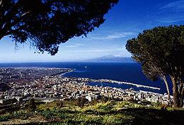 Reggio di Calabria – Veduta