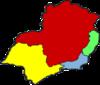 Região Sudeste do Brasil.