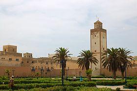 Remparts de la médina d'Essaouira