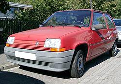 Renault 5 front 20070801.jpg