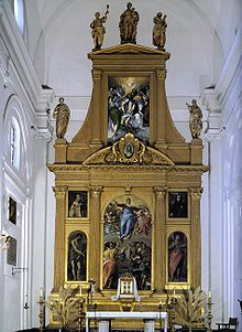Retablo mayor Santo Domingo el Antiguo.jpg