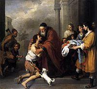 El regreso del hijo pródigo, Washington, National Gallery of Art.