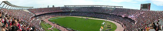 El Estadio Monumental Antonio Vespucio Liberti es uno de los estadios olímpicos más importantes del continente. En él se jugó el partido final del Campeonato Mundial de fútbol en 1978.