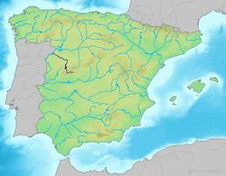 Rivière Tormes en Espagne.png