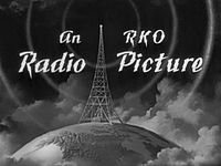 Classic opening logo of RKO Radio Pictures