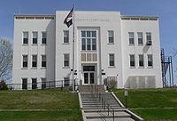 Rock County, Nebraska courthouse from W.JPG