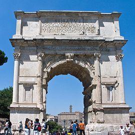 Arc de Vespasien et de Titus