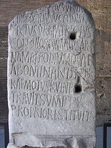Rome Colosseum inscription 2.jpg