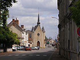 Image illustrative de l'article Romorantin-Lanthenay