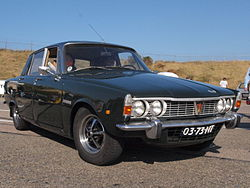 Rover 3500 dutch licence registration 03-73-NT.JPG